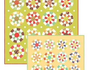 Bottlecaps quilt pattern from Fig Tree Co, Joanna Figueroa