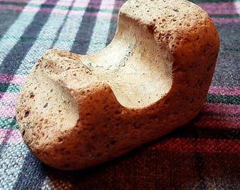 Scottish sea washed house brick, paperweight