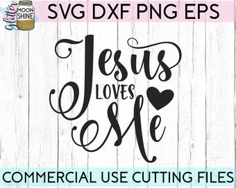 2189+ No Bunny Loves Me Like Jesus Svg by CalaDesign