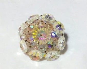 Vintage Circular Pin