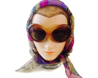 Fabulous Vintage French Sunglasses