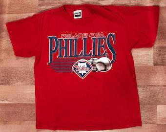 VTG Kids Philadelphia Phillies Baseball Shirt