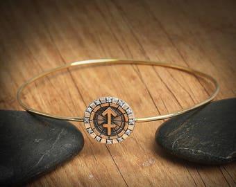 BiggDesign Horoscope Bracelet, Sagittarius