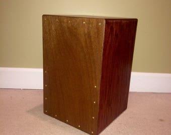 Cajon Drum - Laminated Oak*