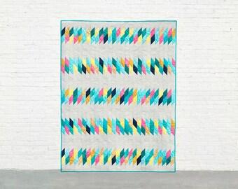 Kayak Point PDF Quilt Pattern