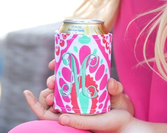 Drink Wraps, Monogrammed Drink Wraps, Embroidered Drink Wraps, Personalized Drink Wraps, FREE Personalization