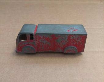 Antique Goodee Metal Delivery Truck