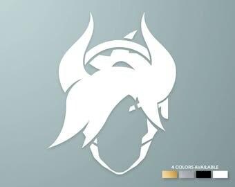 Overwatch Decal | Mercy Imp