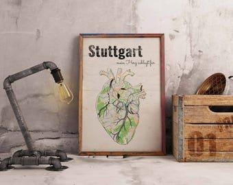 Stuttgart - my favourite city