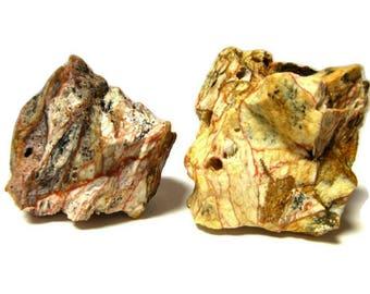 Jasper - Brecciated Jasper - Stone