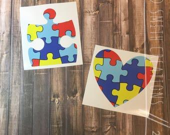 Autism Awareness | Autism Decal | Autism Mom | Autism Awareness Decal | Autism Car Decal