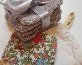 washable cotton patterned liberty bicolor