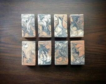 Orange My Lavender Salt Spa Soap