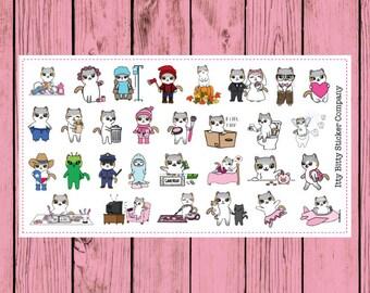 All the IttyBitty kitties sampler - The best of Mauly - 2.0 Sampler
