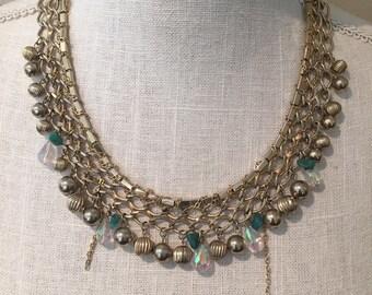 Mermaids delight necklace