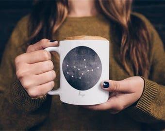 Vintage Astrology Constellation 11 oz. Mug