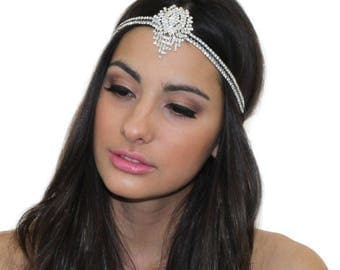 Luxury Great Gatsby Inspired Head Piece