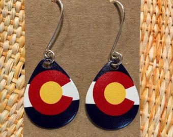 Colorado PROUD Blade Earrings