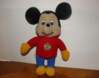 Mickey Mouse Club Talking Toy