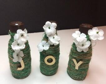 Roped Bottles - Mini Joy