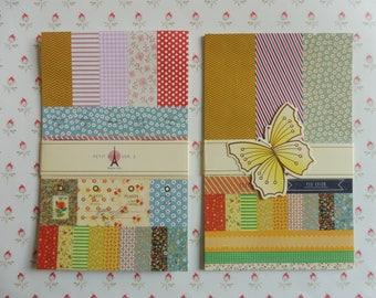 """Stickers 8 sheets set """"Petit Deco"""" version 2"""