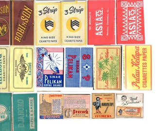 Cigarette Rolling Papers