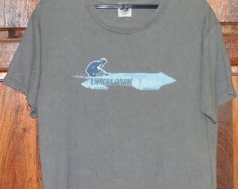 On Sale 25% Vintage Linkin Park Rap Hip Hop Gangsta Rap T Shirt Medium Saiz