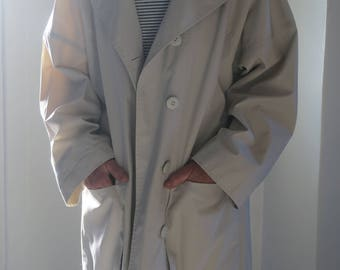 Made in FRANCE, Claude HAVREY raincoat