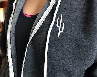 AZ Creative Co. Cactus Hoodie sweater