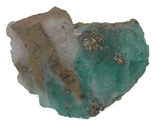 24 - Natural Raw Colombian Emerald Specimen - Natural & Untreated