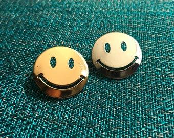 Smile Emoji Pin
