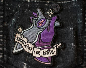 Voltron Knowledge or Death Patch