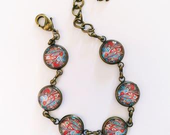 The 'Serena' Glass Bracelet