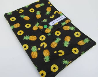 Nappy Wallet - Pineapples