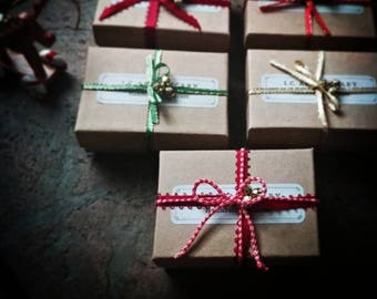 Handcrafted Lip Balm Gift Box