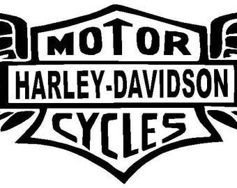 Sketch of the Harley Davidson stamp  CDR  (PDF)