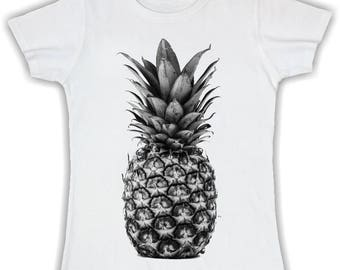 T shirt pinapple