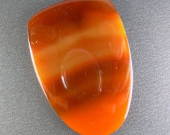 DISCOUNTED LARGE QUEENSLAND agate designer cabachon * top side polish bezel setting beauty Chelle' Rawlsky jewelry design supply sale