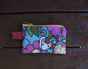 Kawaii Hawaii Coin Purse