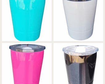 Kids yeti inspired cups