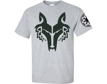 Wolfpack T-Shirt | Star Wars The Clone Wars