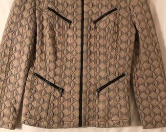 Vango, Paris, Quilted Blazer, Jacket