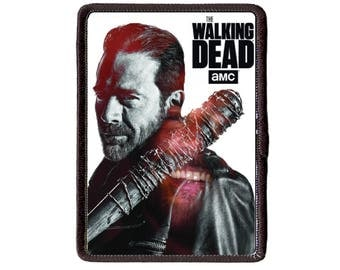The Walking Dead Negan Jeffrey Dean Morgan Sew On patch