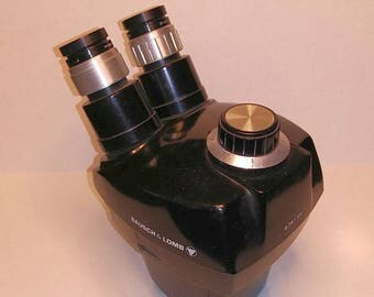 Bausch & Lomb Microscope Binocular Head