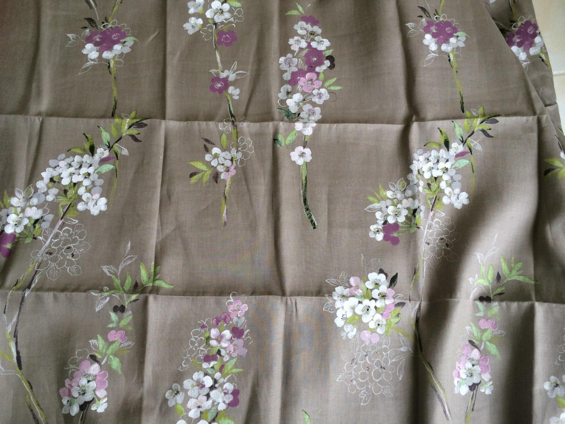 tissus en lin avec soie pour rideaux fabrique en france. Black Bedroom Furniture Sets. Home Design Ideas