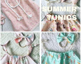 Baby Tunic 18-24 months - Baby Dress - BabyStyle - Toddler dress