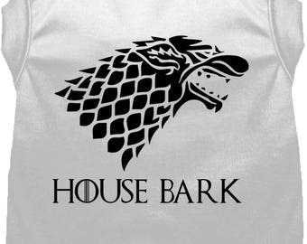 House Bark Vest, Shirt Limited Time Only