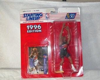 1996 charles barkley figure, starting lineup charles barkley toy, phoenix suns, charles barley trading card