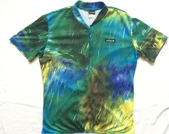 Vintage Hind cycling jersey-large
