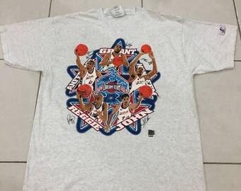 Vintage 90s USA Basketball Official Product Shirt Large